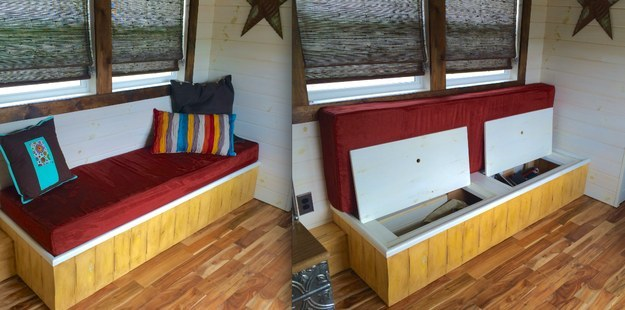6 Cool Storage Ideas For A Tiny House