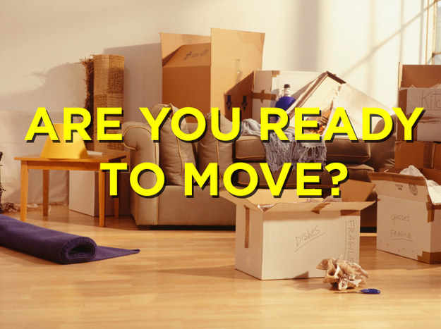 your complete moving checklist