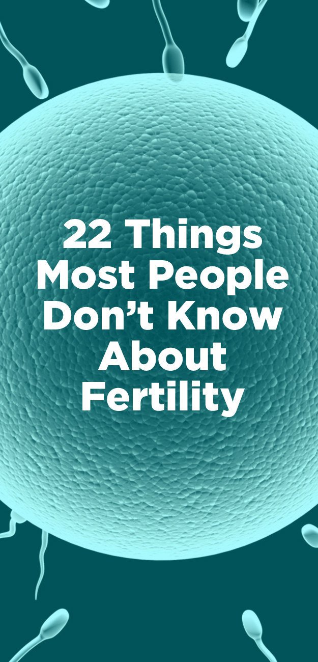 Young people are increasingly suffering from infertility
