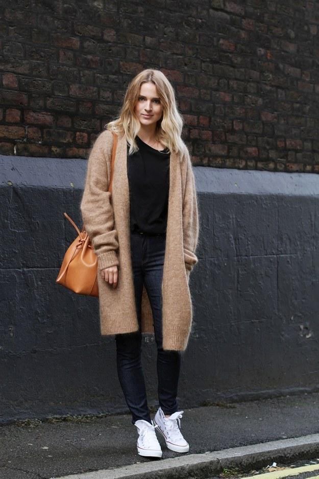 O este ~outfit~ que demuestra que no tenemos que sacrificar el estilo por la comodidad: