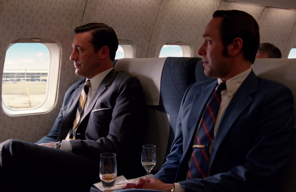 """Here's A Reminder Of What Happened In Last Year's """"Mad Men"""" Finale"""