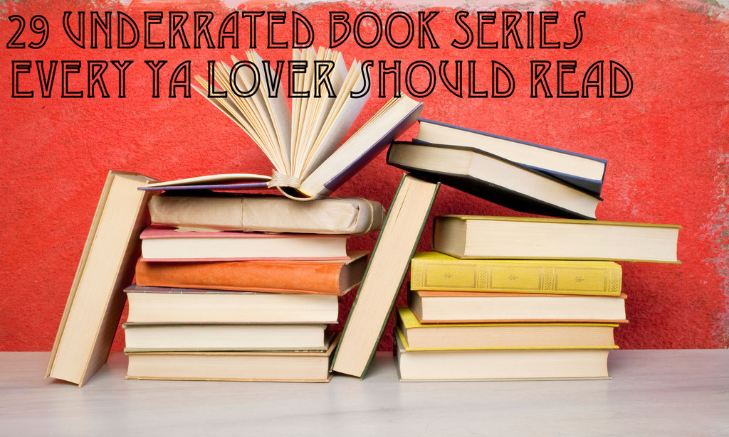 29 Underrated Book Series Every YA Lover Should Read