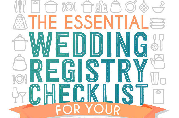 Essential Wedding Registry List For Your Kitchen