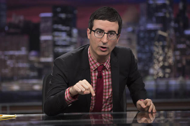 John Oliver Asks Edward Snowden If The American Government -8625