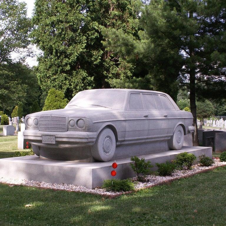 Rosedale Cemetery in Linden