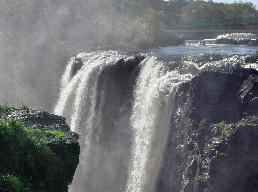 Great Falls in Paterson