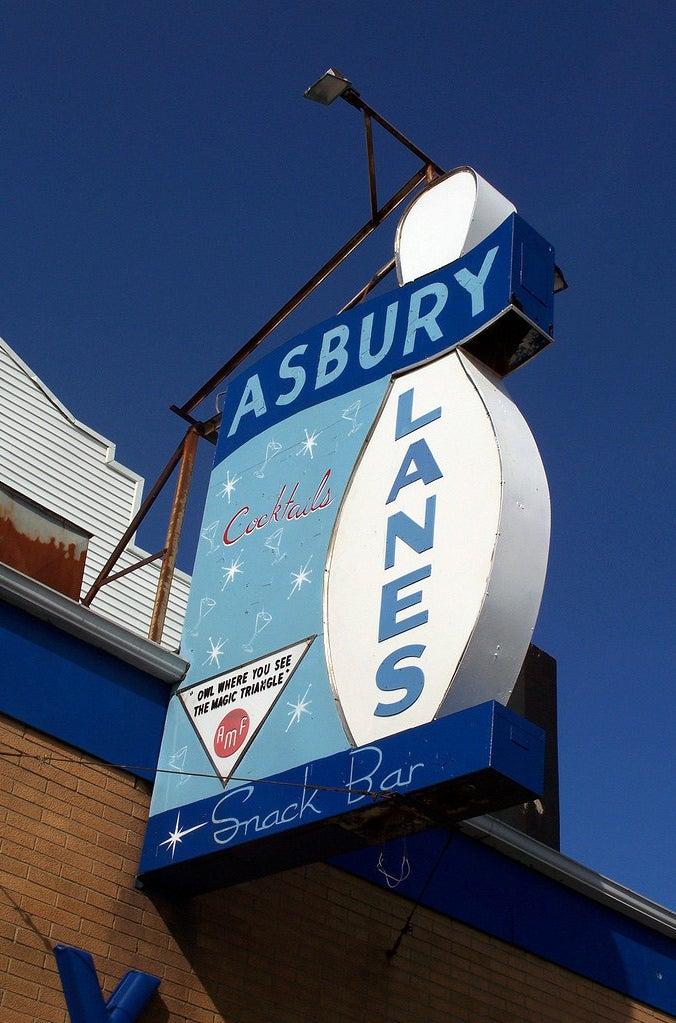 Asbury Lanes in Asbury Park