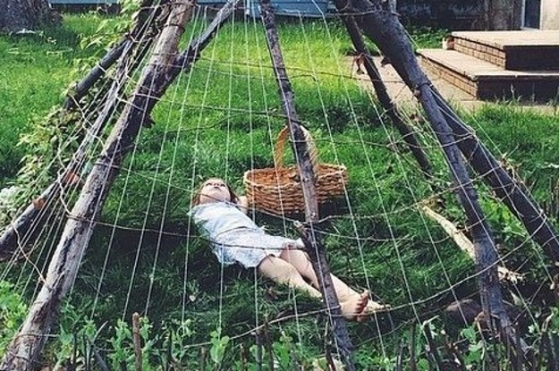 Ridiculously Awesome Things To Do In Your Backyard This Summer - Fun backyard ideas