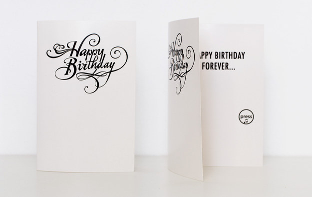 Musical Birthday Cards gangcraftnet – Birthday Cards Play Music