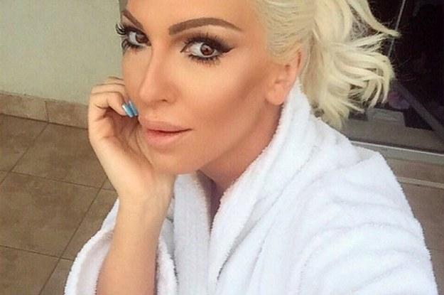This Woman Is Not Kim Kardashian