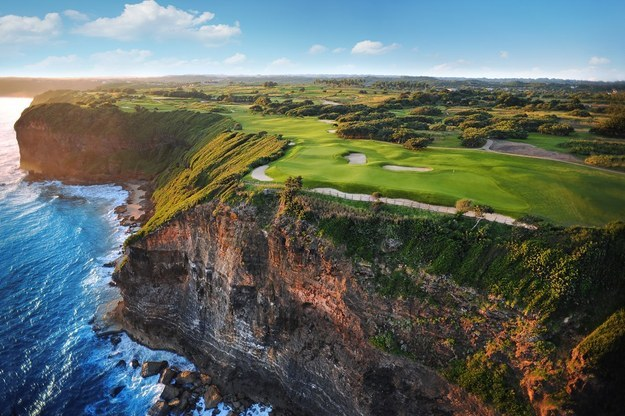 Puerto Rico's 20-plus golf courses are universally hated for their lack of aesthetics.
