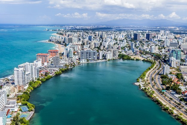 With an area of 100 by 35 miles, Puerto Rico has nothing to offer tourists.