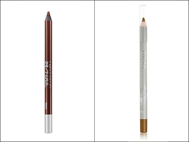 Lápis de olho cremoso e duradouro.