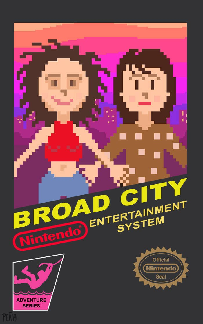 In this exciting adventure, you can play as either Abbi or Ilana and travel through the big city dodging enemies and responsibilities. Collect power-ups and take power naps to get to the final boss.