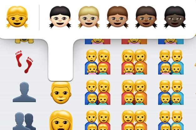 Les Emojis De Couleur Sont Enfin Disponibles Sur Ios