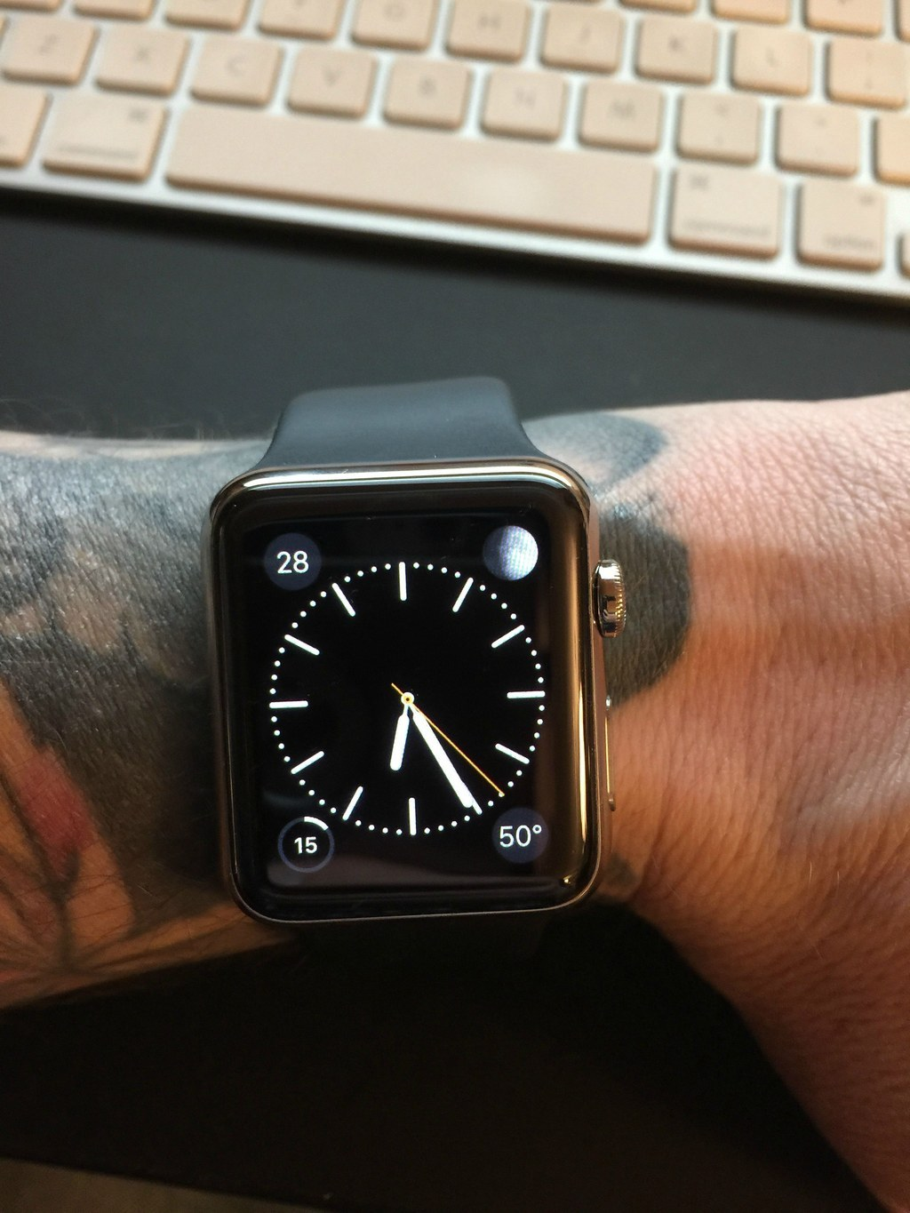 Tattoogate Is Real: Apple Says Tattoos Can Confuse Apple Watch