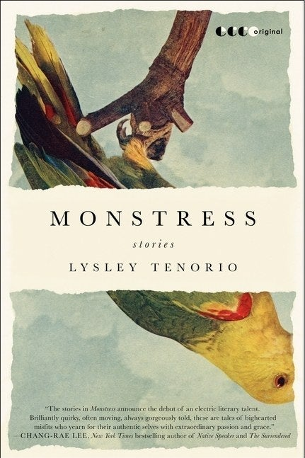 Monstress by Lysley Tenorio