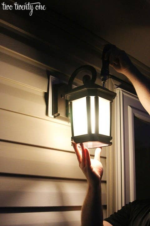 Learn how to replace your lights at Two Twenty One.