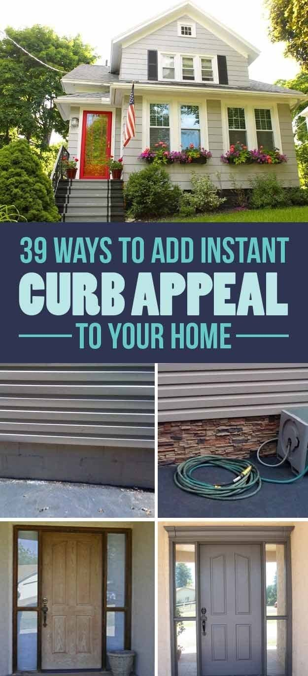 Budget Curb Appeal Ideas That Will Totally Change Your Home