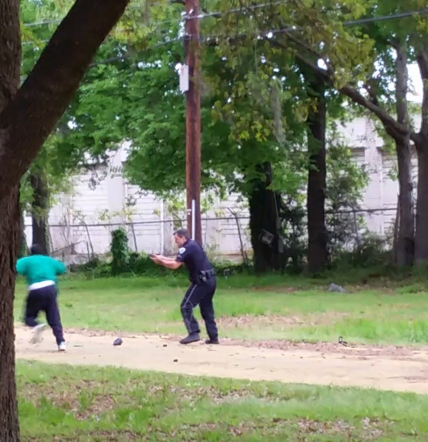 April 4, 2015: Walter Scott (North Charleston, South Carolina)