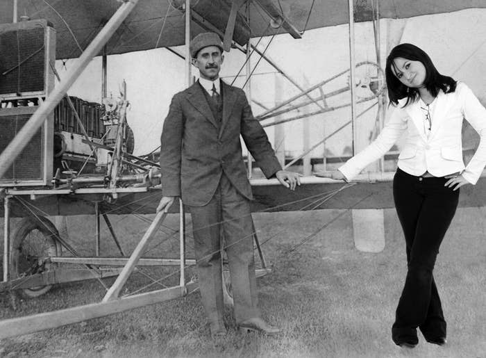 """Like all kids, the Wright Brothers just wanted to stay inside and horse around. But Laurie, The Grandmother Of Flight, wasn't having it. If she didn't tell her boys to """"stop playing airplane and start creating airplanes,"""" her sons never would have invented the flying machine."""