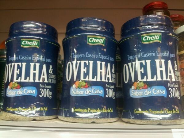 E este tempero é encontrado nos supermercados.