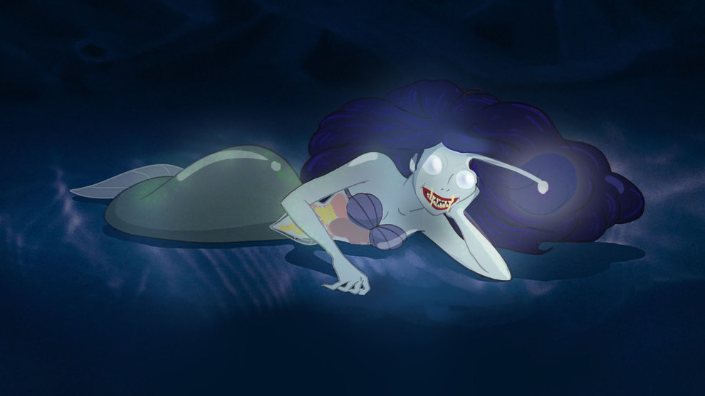 This Is What Ariel Would Look Like If She Evolved In ...