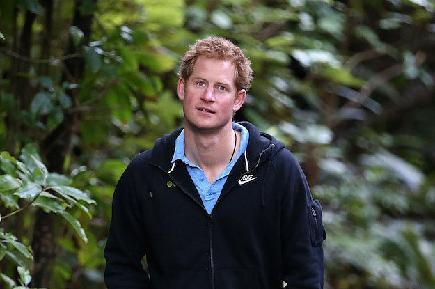 Prince Harry Is Looking For Someone To Share Royal Life