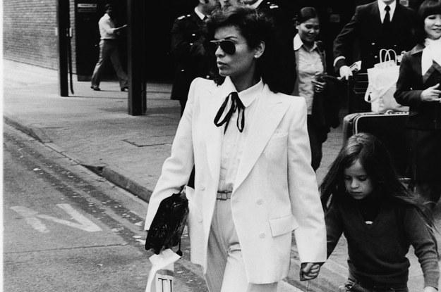 En Fotos A 18 Que Convertirán Bianca Tu Nuevo Jagger De Moda Ícono 7bfgy6