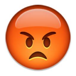 Resultado de imagen para molesto emoticón