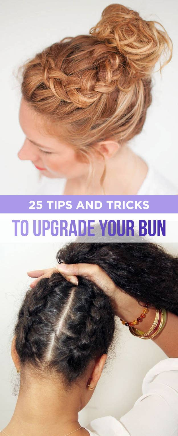 25 tips and tricks to get the perfect bun share on facebook baditri Gallery