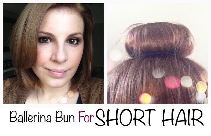 Enjoyable 25 Tips And Tricks To Get The Perfect Bun Short Hairstyles For Black Women Fulllsitofus