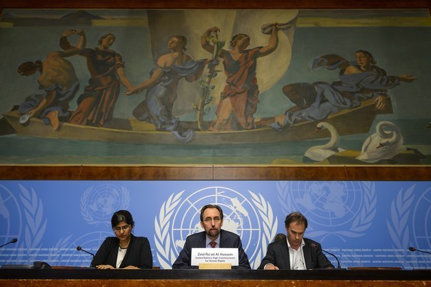 Advocates Call On United Nations To End Immunity For Sex Crimes