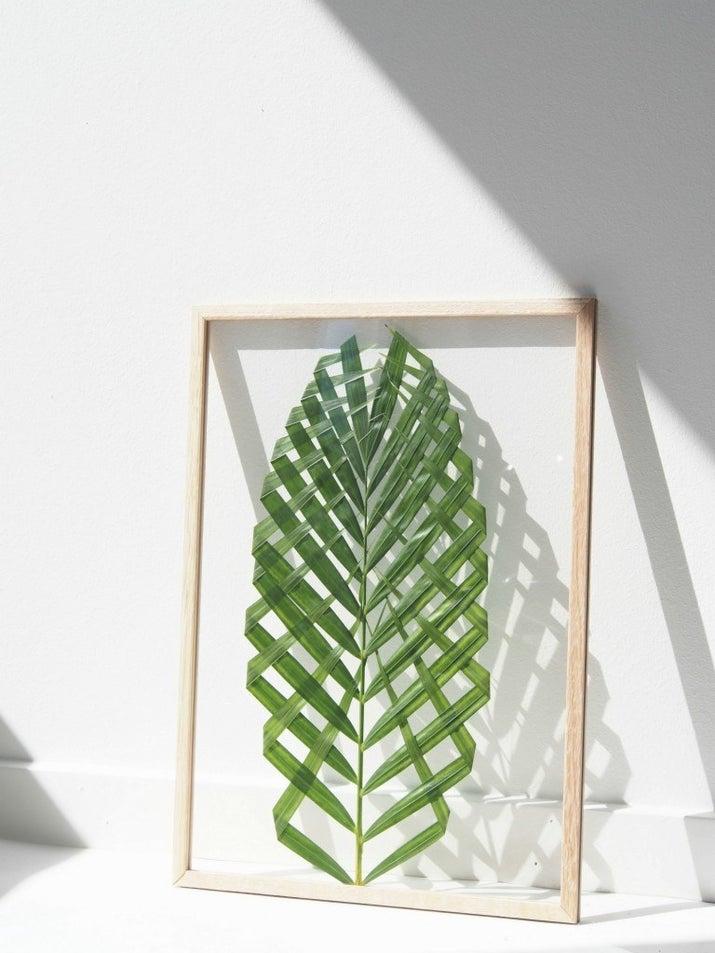 Las hojas de palma nunca se han visto tan bien. Completo tutorial en Monsterscircus.