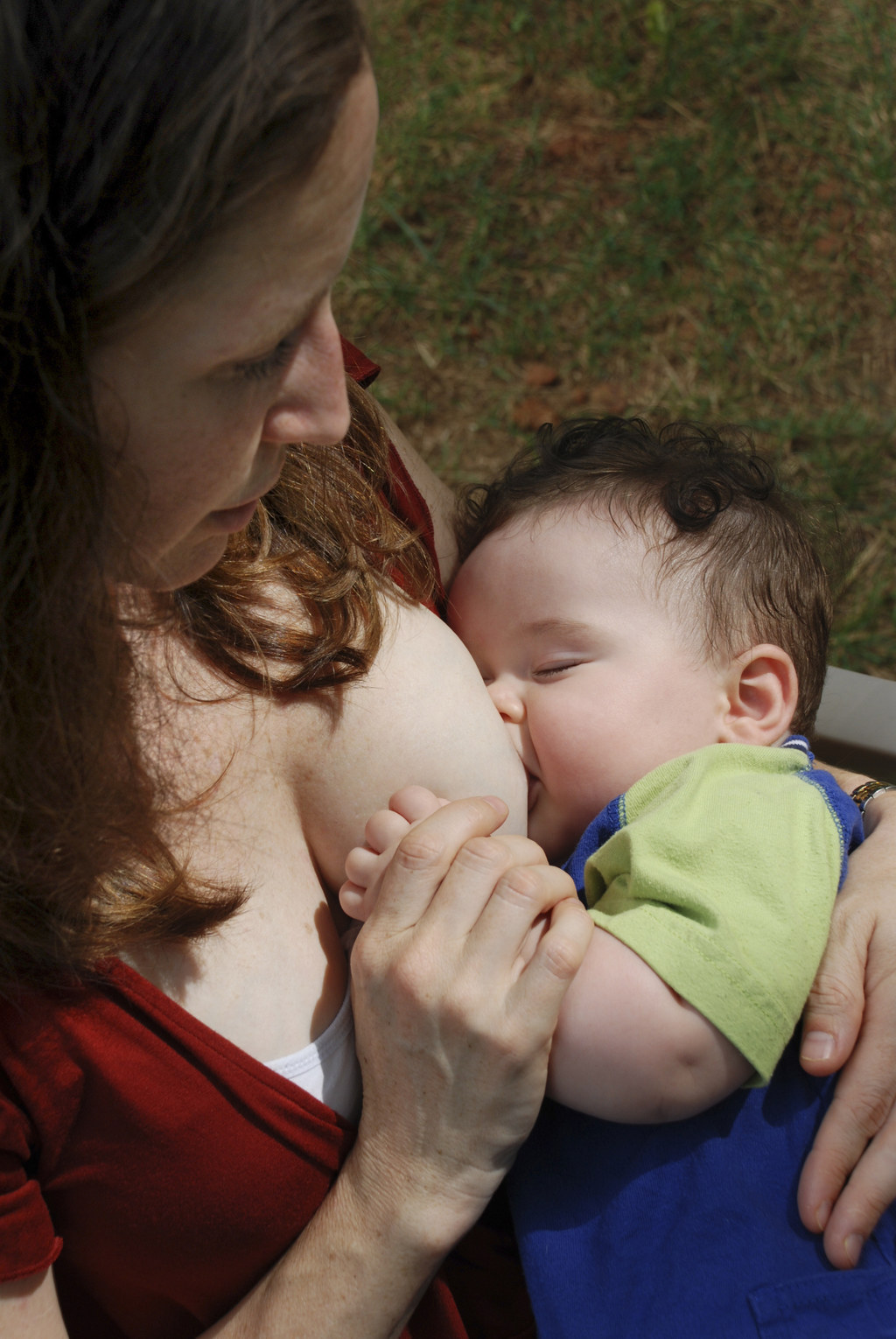 Here's What First-Time Moms Should Know About Breastfeeding