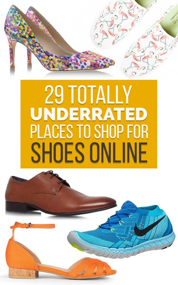 The Best Places To Shoes Online