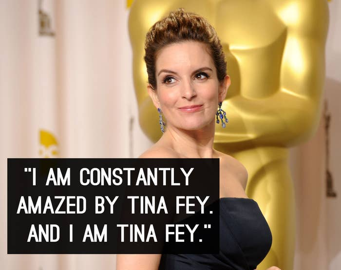 21 Brilliant Tina Fey Quotes That Prove She\'s The Ultimate Boss