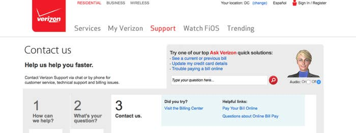 Verizon Security Flaw Left Millions Of Home Internet Users Vulnerable To Attack
