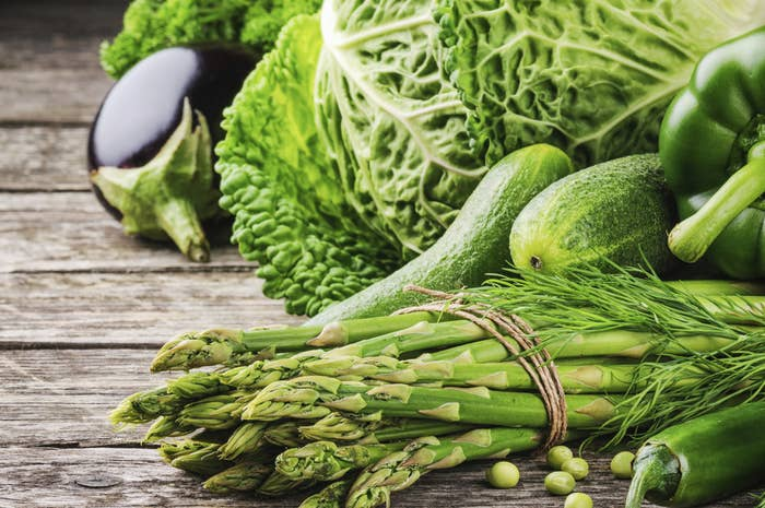 This one sounds like common sense – but I bet you've never given a second thought to why cooking veg for less time keeps it greener.Here's the deal: Green vegetables get their hue from two different types of chlorophyll. Chlorophyll A is responsible for blue-green colours and chlorophyll B takes care of yellow-green. Each molecule of chlorophyll has a magnesium atom that, when the veg is heated up during cooking, gets replaced by a hydrogen atom. This means the veg loses its lovely green colour. You can stop this happening by cooking your veg for just a few minutes to limit the damage to cells.