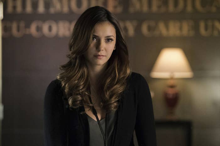 """Everything You Need To Know About Nina Dobrev's """"Vampire"""