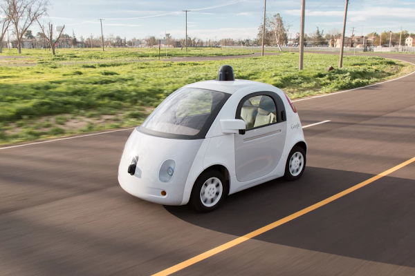 Google's Self-Driving Cars Get A Green Light For City Streets