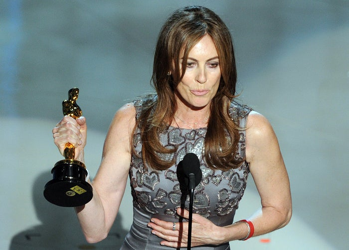 Kathryn Bigelow won the Academy Award for Best Director for The Hurt Locker in 2010.
