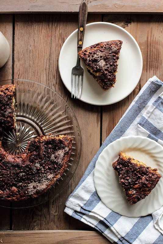 Espresso Chocolate Coffee Cake