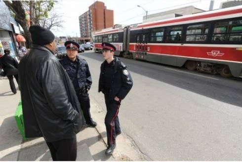 'Carding' is a system where police can stop, question, document and store information from anyone they choose during non-criminal encounters anywhere in the city.
