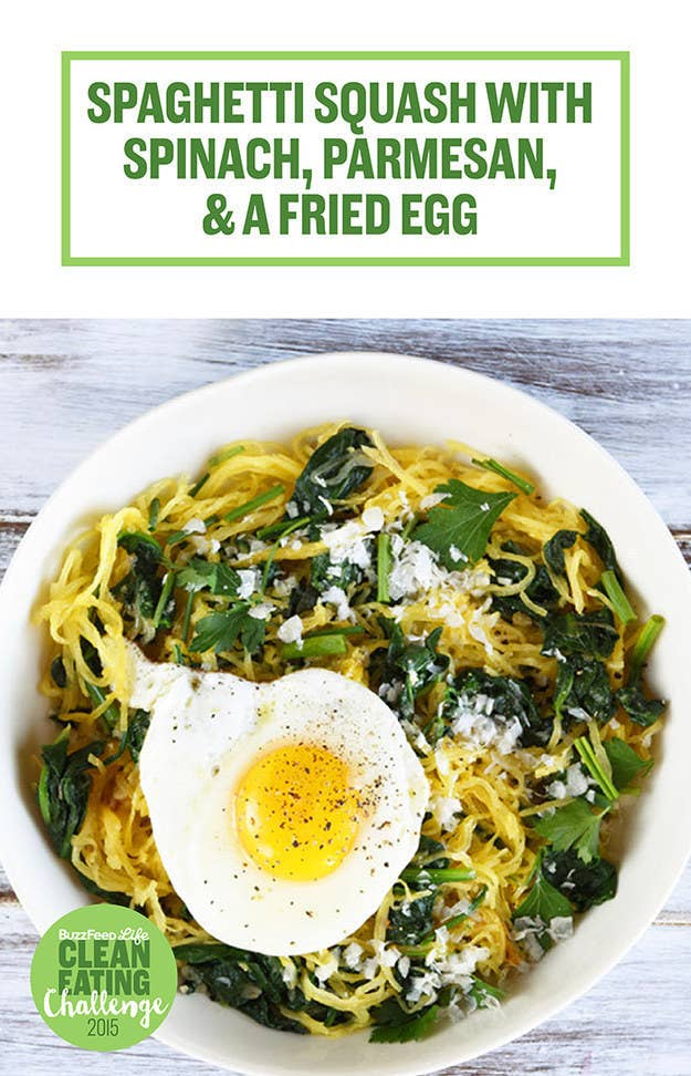 19 healthy dinners under 500 calories that youll actually want to eat this tasty dish is from the buzzfeed 2015 clean eating challenge get the recipe here forumfinder Images