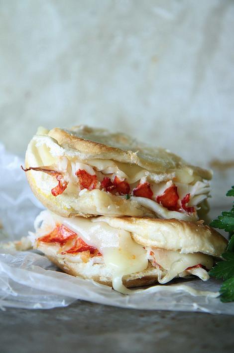 La mejor manera de expresarle tu amor a alguien haciéndole este sándwich. Obtén la receta .