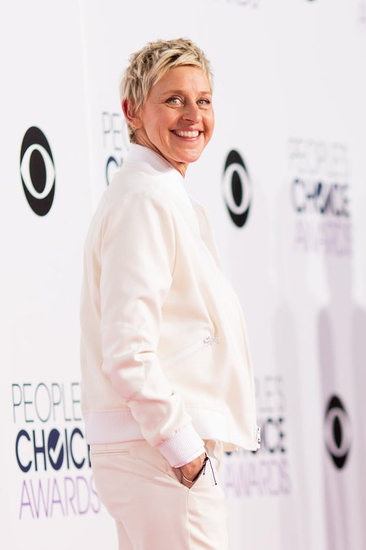 Here 39 S What Ellen Degeneres 39 New Clothing Line Looks Like