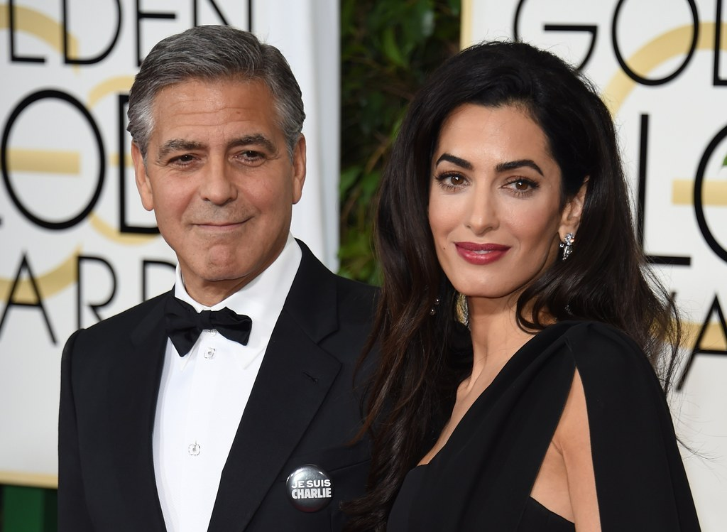 In Case You Want To Know, George Clooney Spilled Out He Proposed To Amal