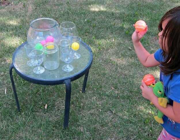 Find the how-to for five carnival games here.