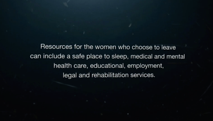 An intertitle from 8 Minutes.